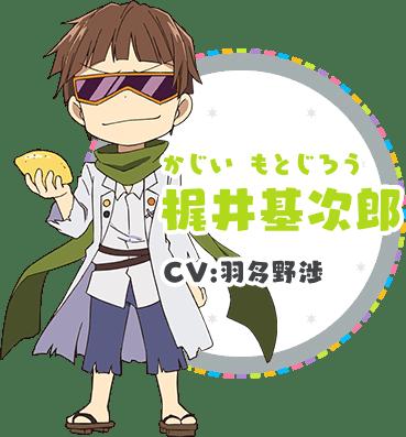 梶井基次郎(CV:羽多野渉)